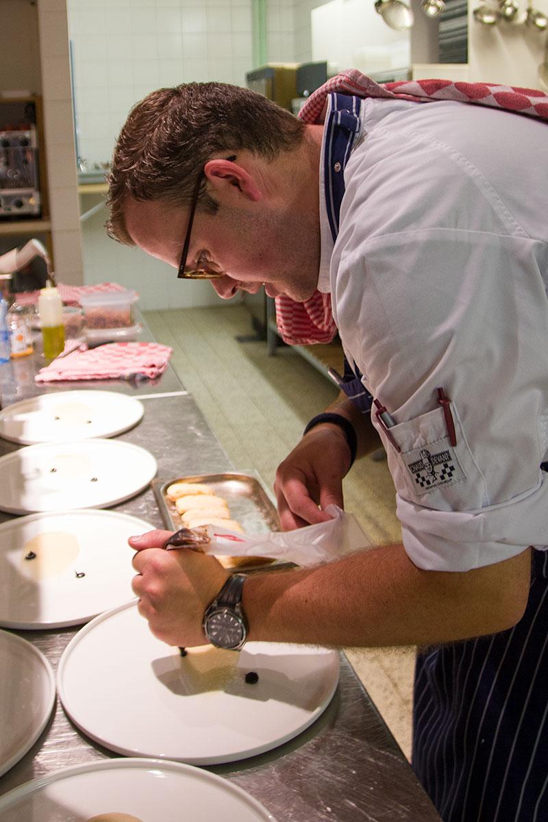 Chef Jan Mangelschots