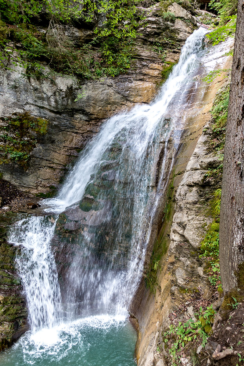 Waterval-Morzine