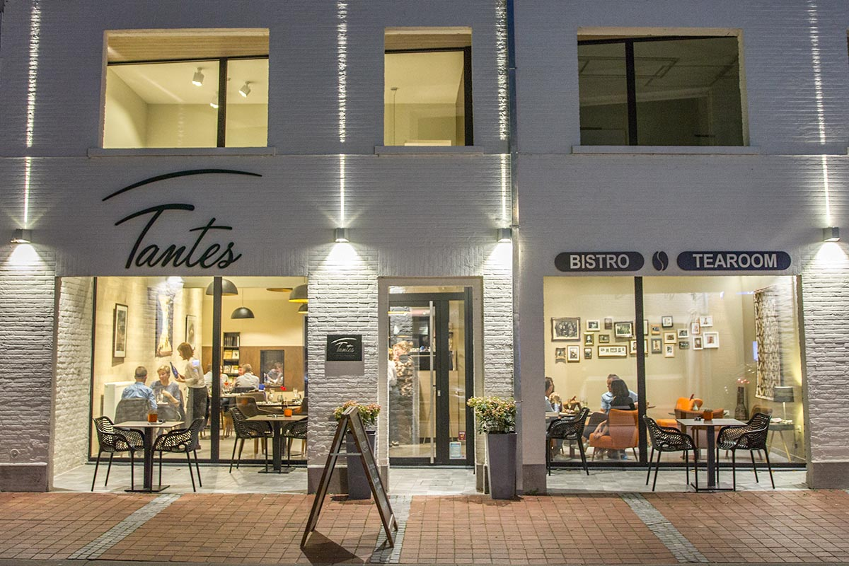 Bistro & Tearoom Tantes