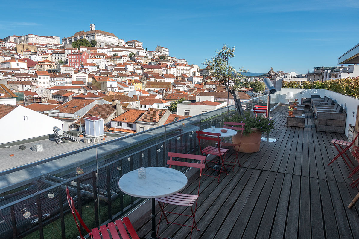 Hotel Oslo Coimbra 3*
