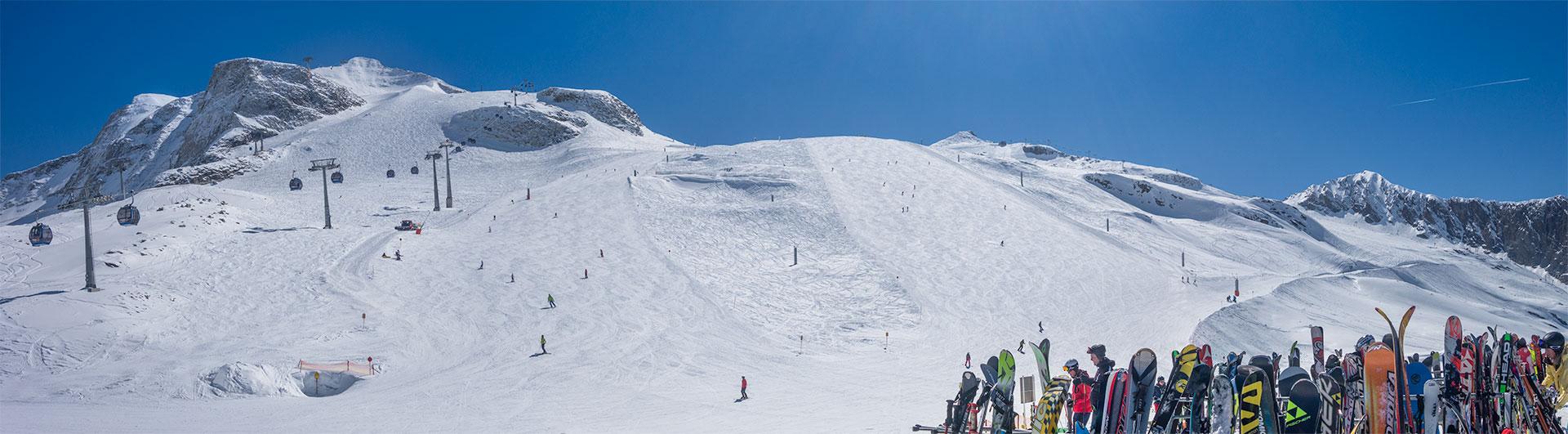 Wintervakantie in Zillertal (Gerlos)