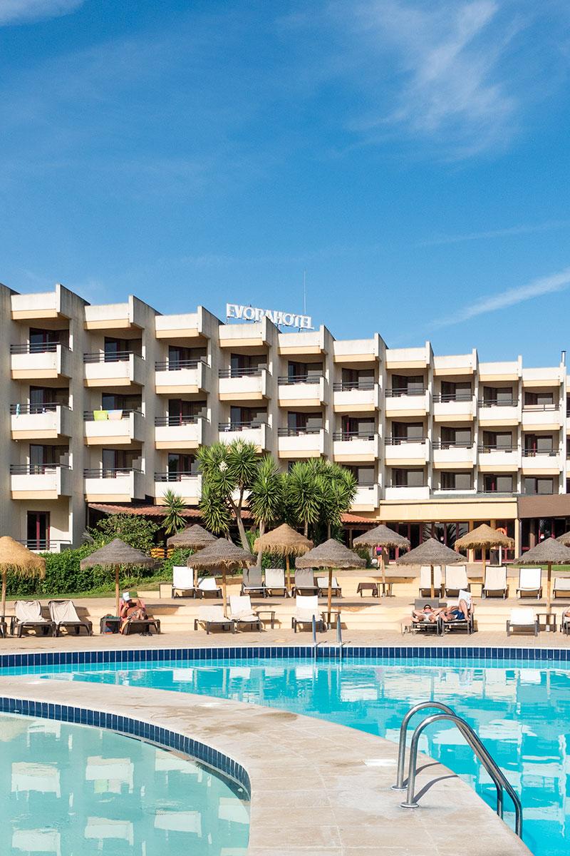 Evora Hotel 4*