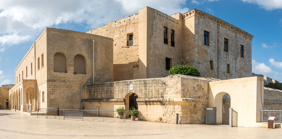 Fort St Angelo in Vittoriosa