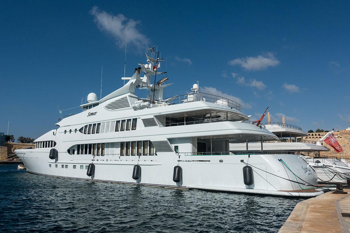 Jacht Malta