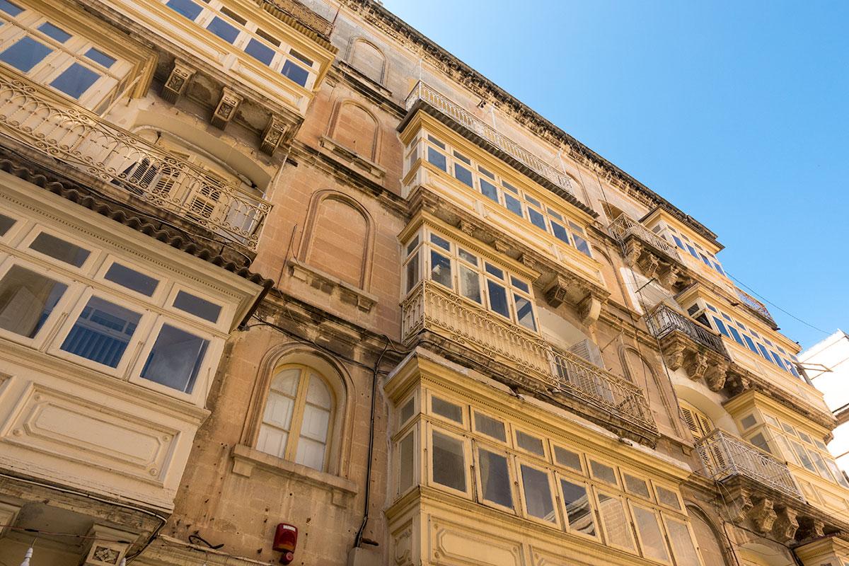 Valletta, culturele hoofdstad van Europa 2018
