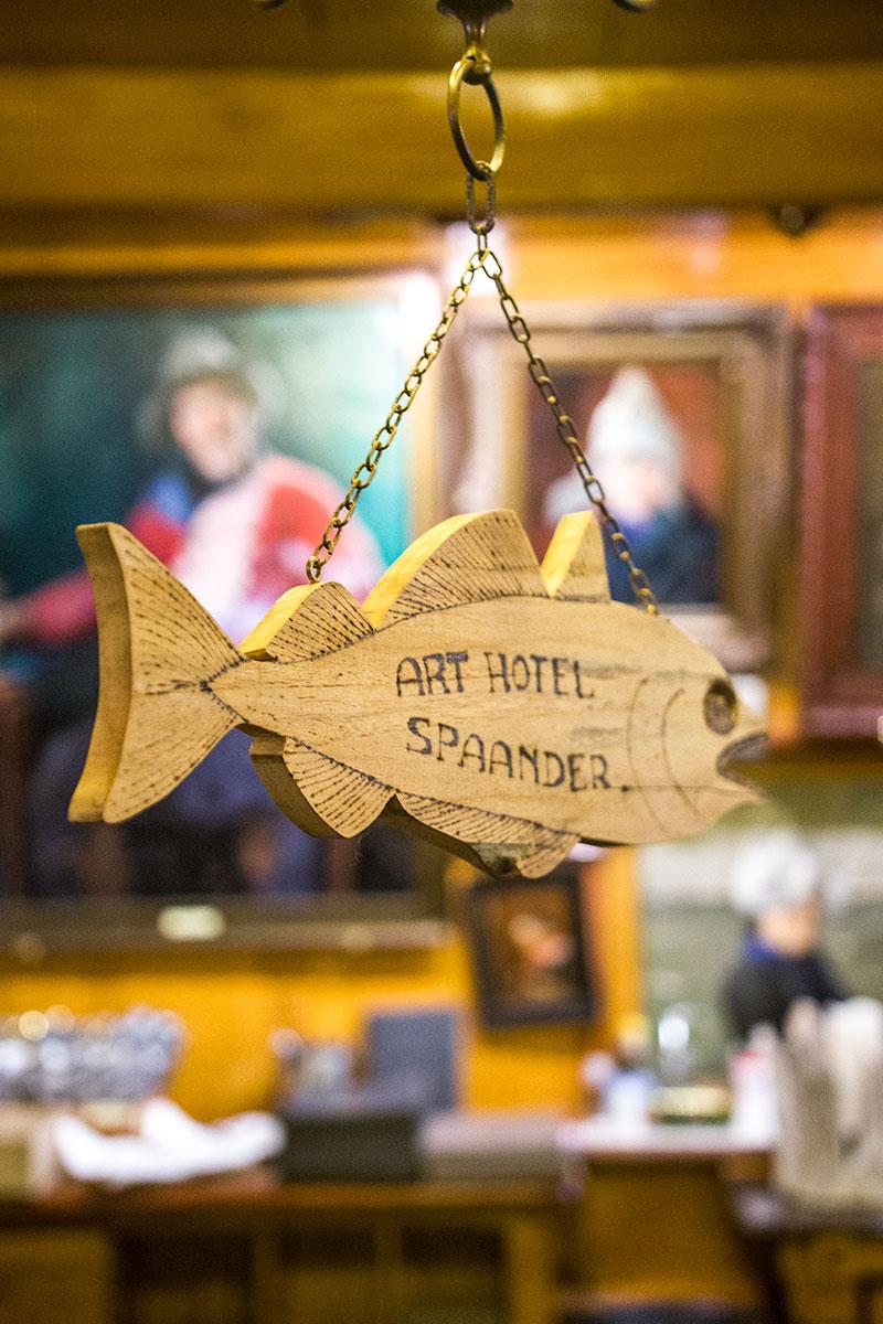Art Hotel Spaander in Volendam 3*