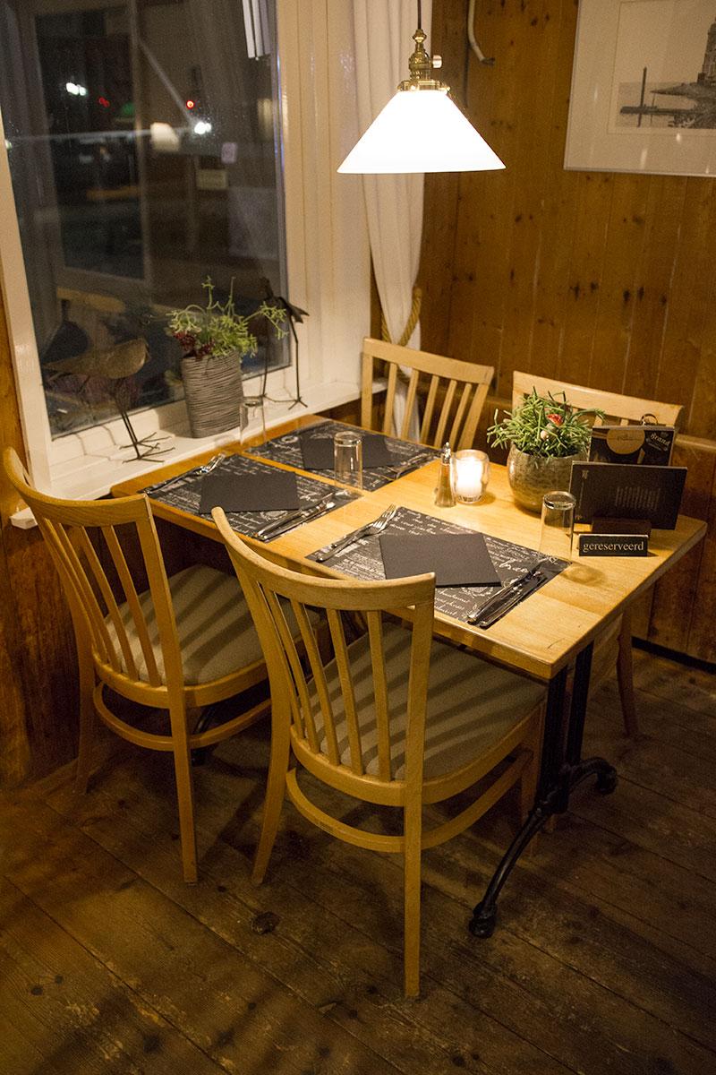 Brasserie-Restaurant De Taanketel op Marken