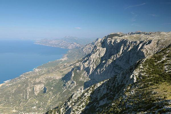Vratnikpas in Kroatië