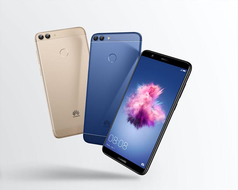 De Huawei P Smart