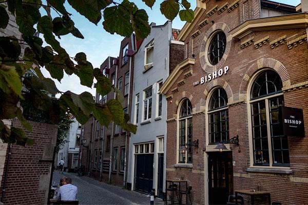 Leiden, Stad van Ontdekkingen