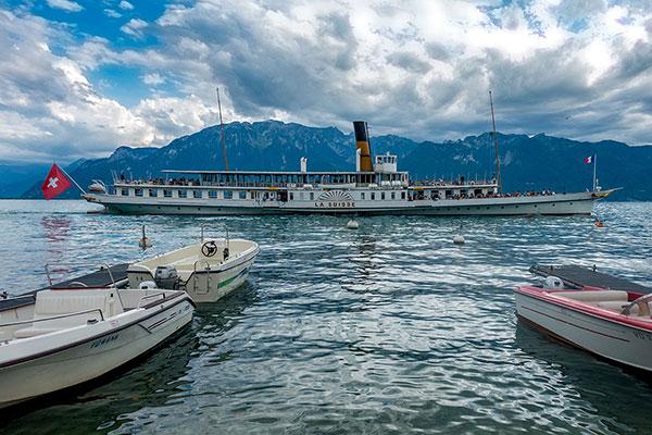 Modern Times Hotel 4* – Vevey (Zwitserland)