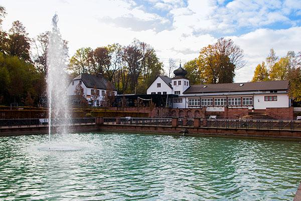 Weekendje weg in Romantik Hotel Landschloss Fasanerie 4* in Zweibrücken (Duitsland)