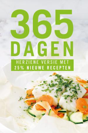 Review nieuwste kookboek Weight Watchers – 365 dagen kookboek