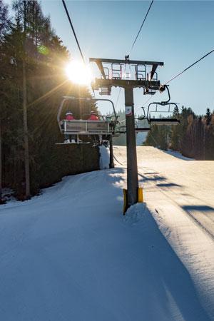 Winterreis Liberec – Snow & fun in het Ijzergebergte