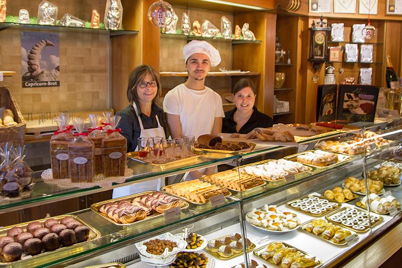 Bühler's Zuckerbäckerei Chur