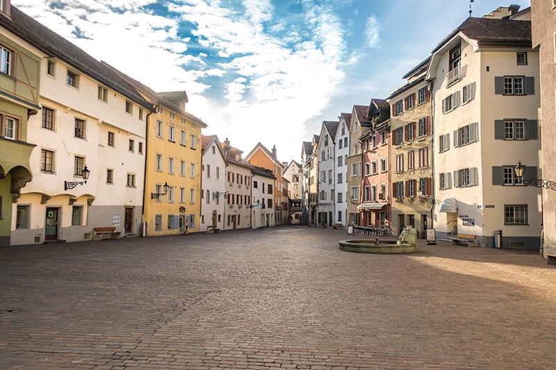 Chur-binnenstad