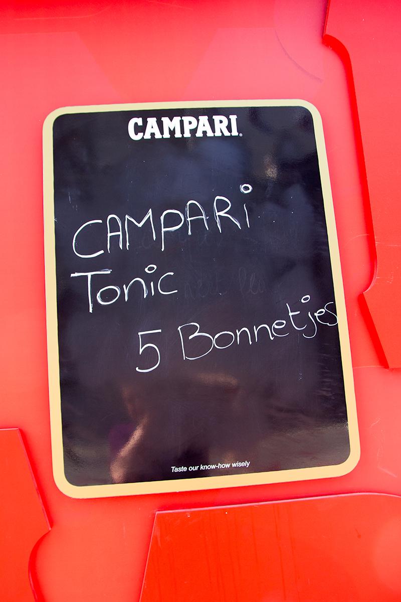 Gent Smaakt Campari