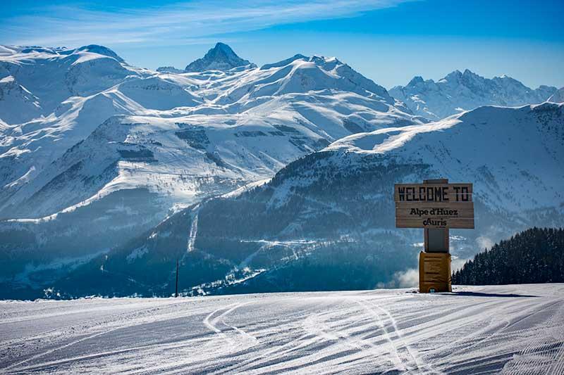Skidag in Auris