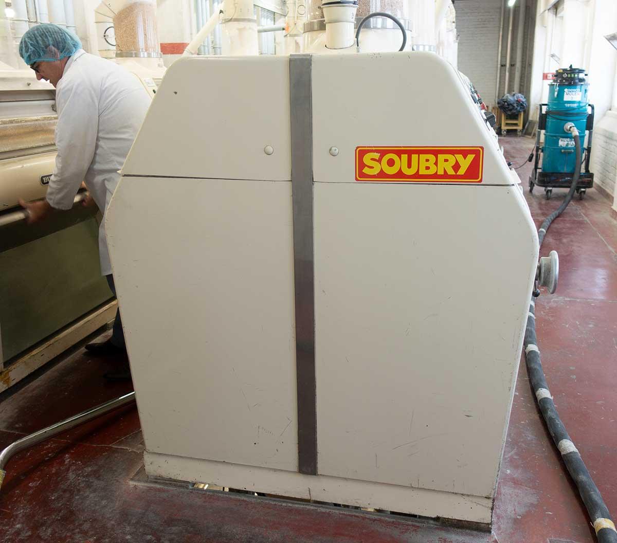 Soubry fabriek