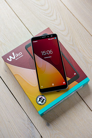 Review smartphone Wiko VIEW Prime – Vlekkeloos connecteren met sociale media