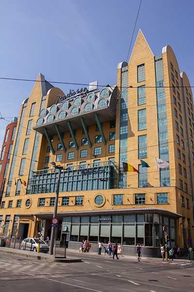 Radisson Blu Astrid Hotel Antwerpen - Weekendje weg