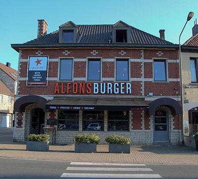 Alfons Burger Groot-Bijgaarden