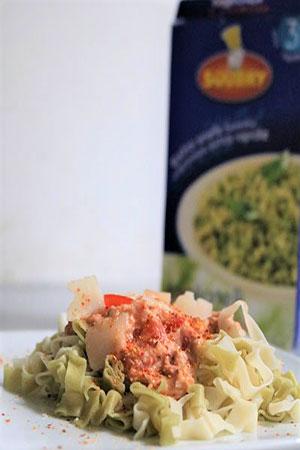 Soubry – Budgetvriendelijk koken met pasta