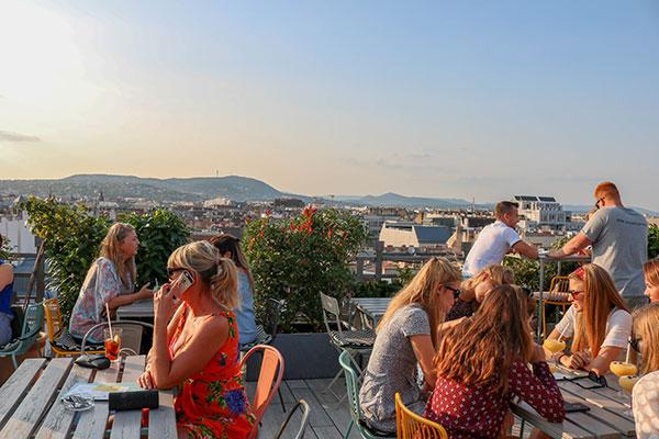 360° bar Budapest