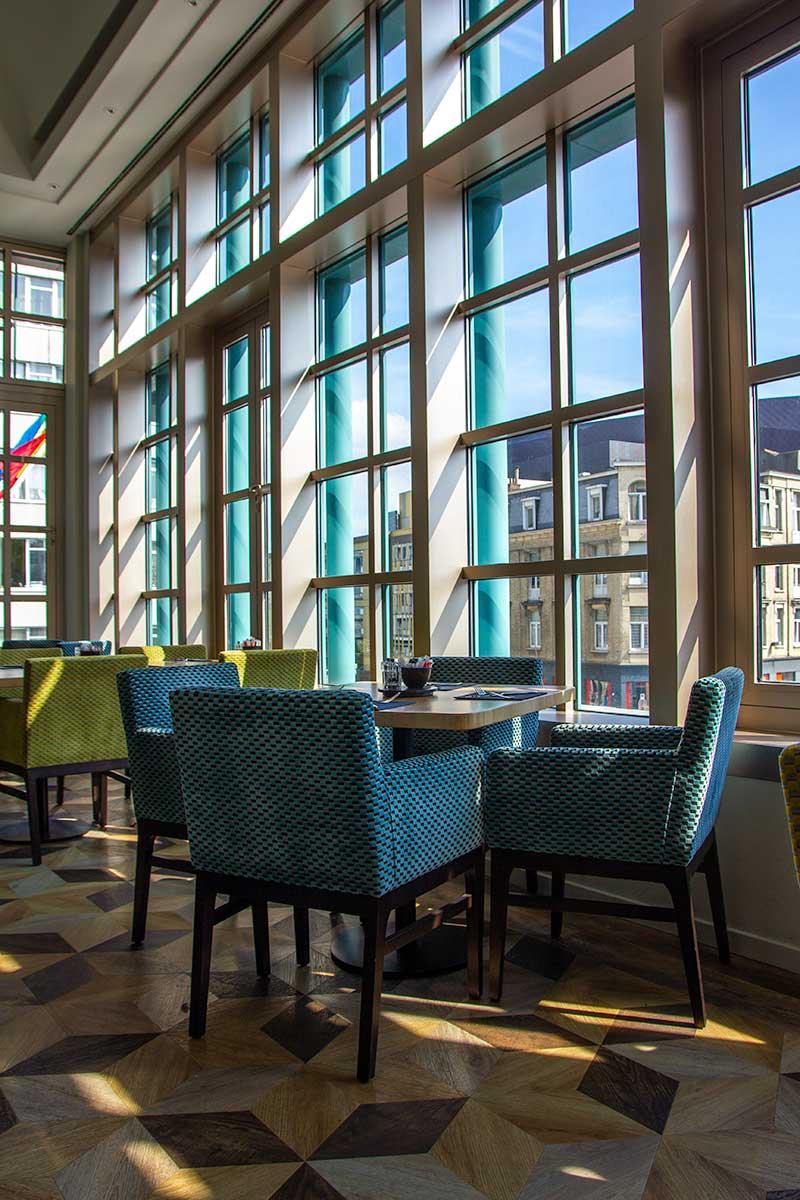 Ontbijt Radisson Blu Astrid Hotel