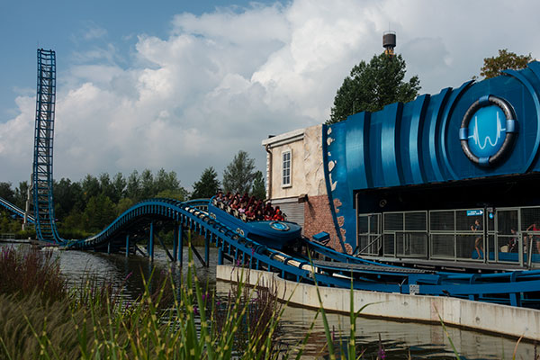 Pulsar Walibi Belgium