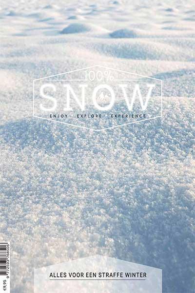 100% Snow Magazine