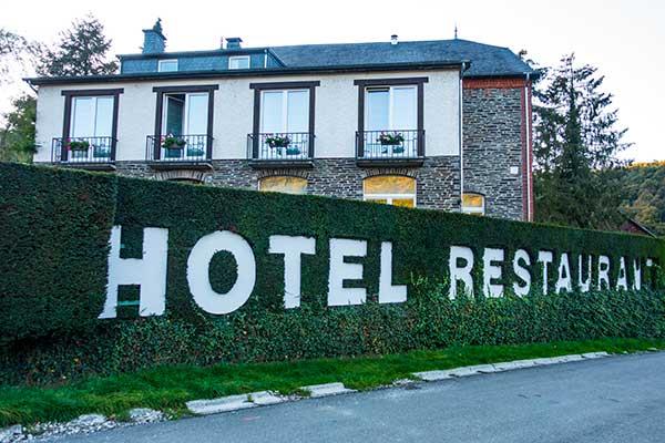 Hôtel Beau Séjour Frahan