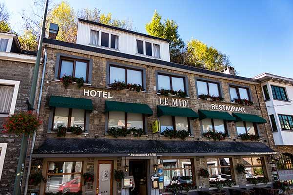 Hôtel le Midi Logis