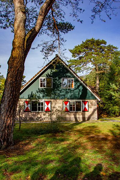 Landal 8p bungalow luxe extra toegankelijk