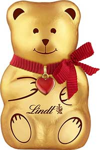 Lindt-Teddy-Bear