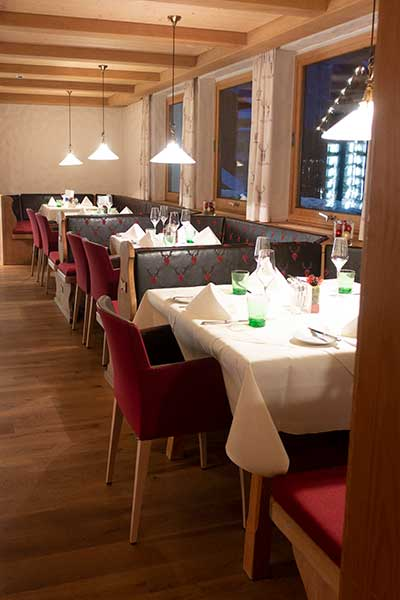 Hotel Kanisfluh Restaurant