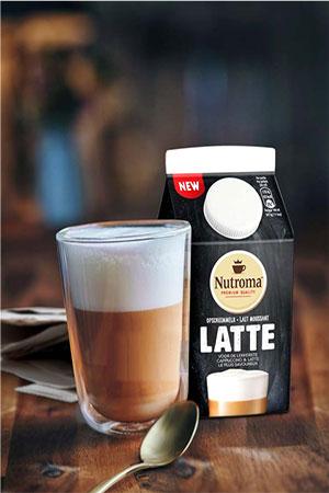 NIEUW: Nutroma Latte: De perfecte latte maak je nu gewoon thuis