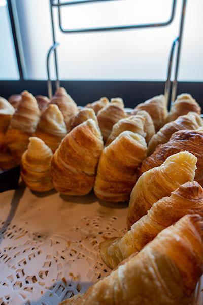 Ontbijt Hotel Lido Mons