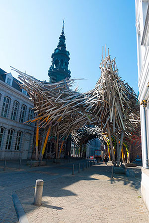 Bergen (Mons) culinair en cultureel ontdekken