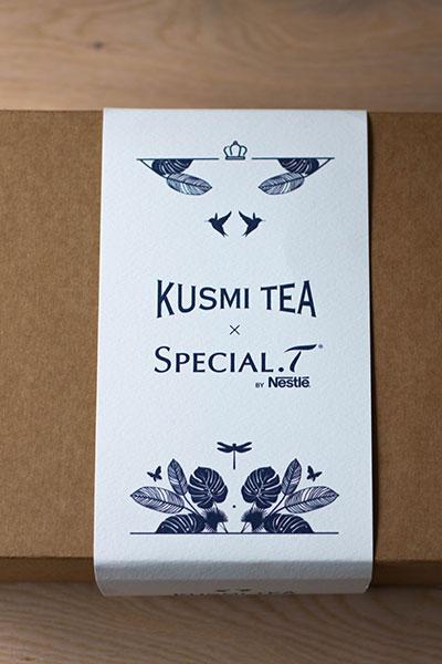 Special.T x Kusmi Tea