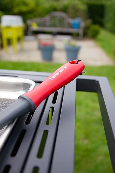 spatel plancha Barbecook