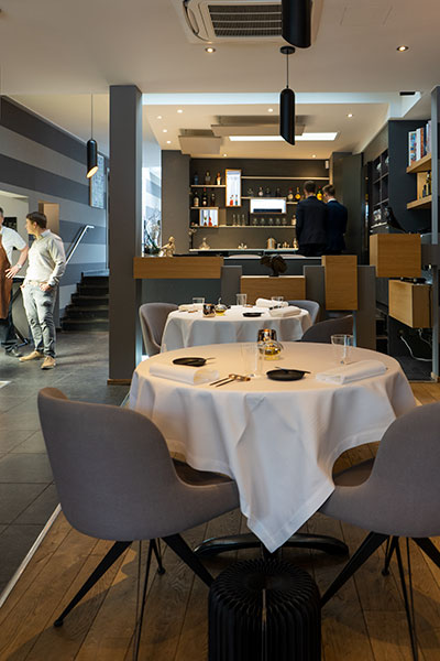 Restaurant Alain Bianchin