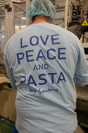 Soubry Al Dente – Nieuwe pasta met nog meer smaak!