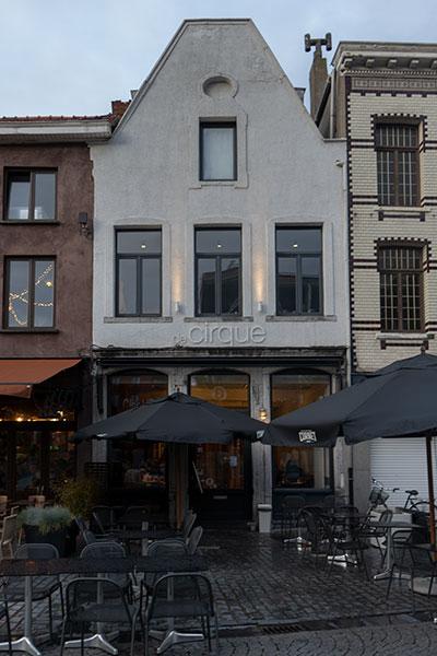 De Cirque Mechelen