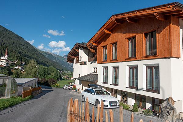 Hotel zur Pfeffermühle Sankt-Anton am Arlberg