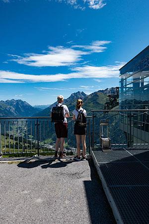 Zomervakantie in St. Anton am Arlberg