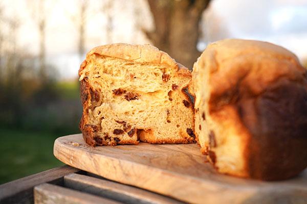 Rozijnenbrood Soubry mix koekebrood