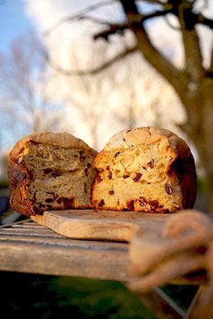 Recept rozijnenbrood in de broodbakmachine