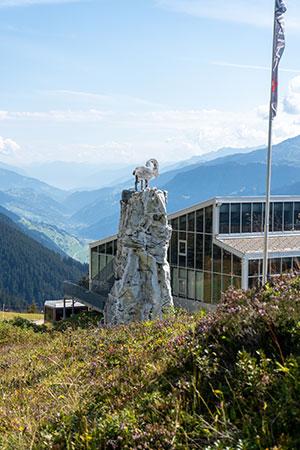 Nazomer in Graubünden